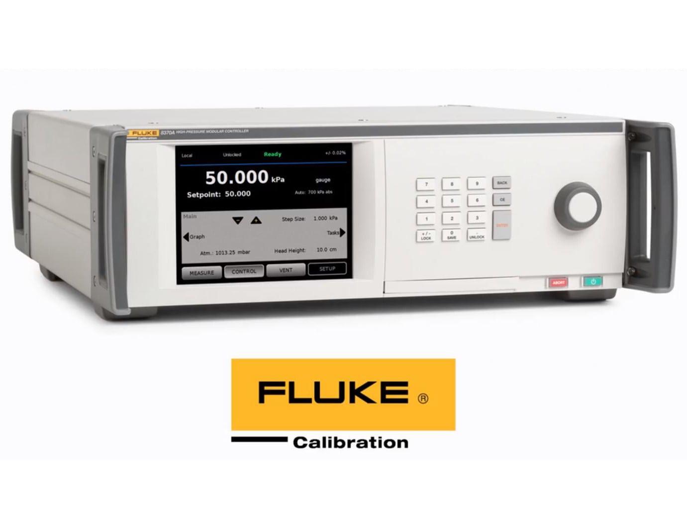 FLUKE - Vysokotlaký regulátor / kalibrátor 8270A a 8370A
