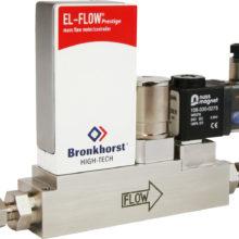 EL-FLOW Prestige s integrovaným regulačním i uzavíracím ventilem