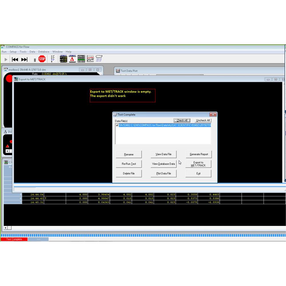 Program COMPASS® for Flow