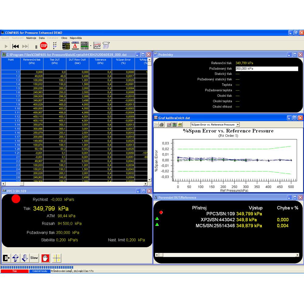 Program COMPASS for Pressure®