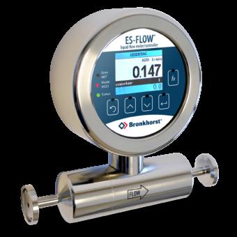 ES-FLOW ultrazvukový průtokoměr