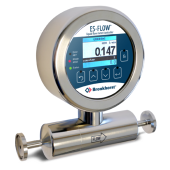 ES-FLOW ultrazvukový prietokomer