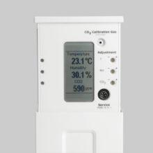 GMW90_připojení konektoru Převodník pro měření vlhkosti, teploty a koncentrace CO2 v aplikacích HVAC