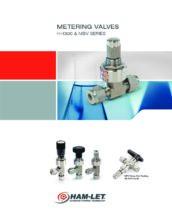 H-1300 Catalog - Ventil pro regulaci průtoku H-1300, HF-1300, HXF-1300
