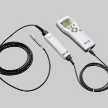 HM70_Ruční přístroj pro měření vlhkosti a teploty s malou sondou HMP77