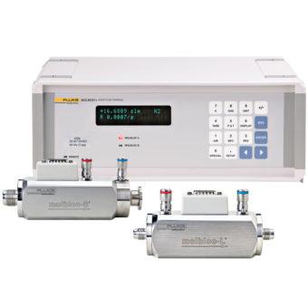 Kalibrátor hmotnostních průtokoměrů - molbloc/molbox