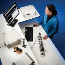 Kalibrátor hmotnostních průtokoměrů-systém molbloc/molbox