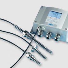 MMT330 – vlhkosť a teplota oleja – LCD, LAN, rôzne sondy