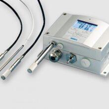 PTU300 barometer + RH/T