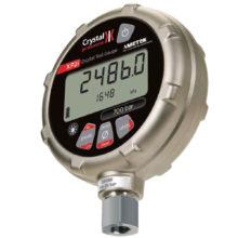 Digitálny referenčný tlakomer XP2i s ATEX certifikáciou