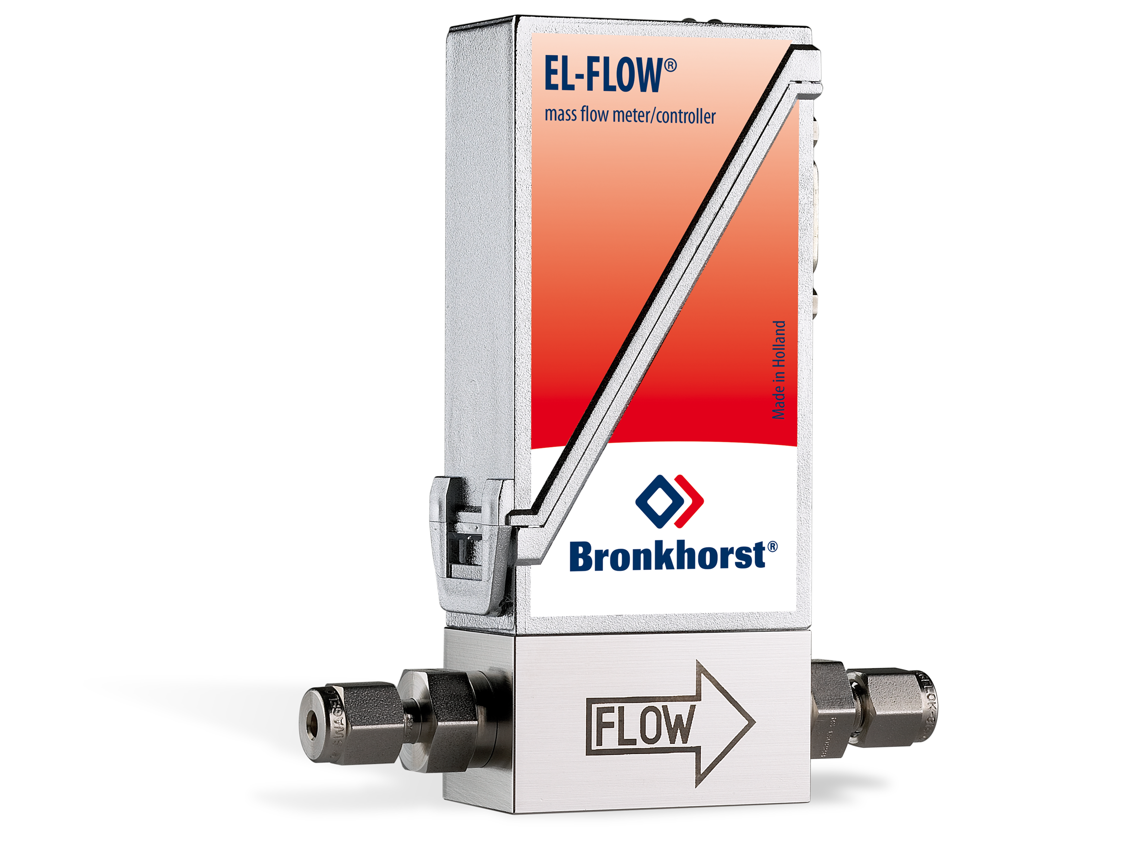 Hmotnostný prietokomer Bronkhorst EL-Flow