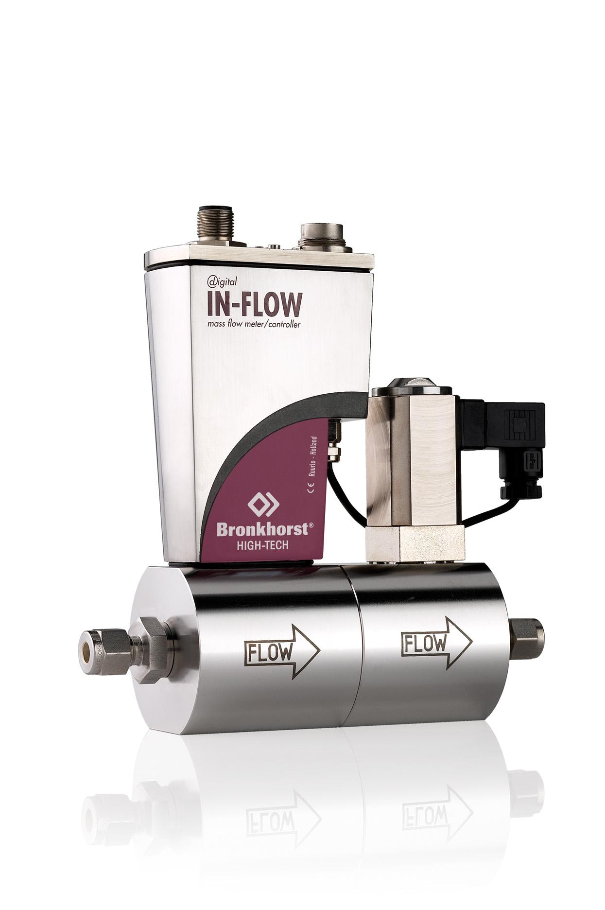 Bronkhorst IN-FLOW s regulačným ventilom