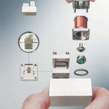 IQ+ Flow - MEMS regulátor hmotnostného prietoku