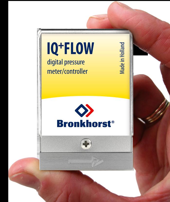 IQ+ FLOW - snímač alebo regulátor tlaku