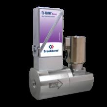 Regulátor průtoku EL-FLOW Base pro průtok do 200 ln/min