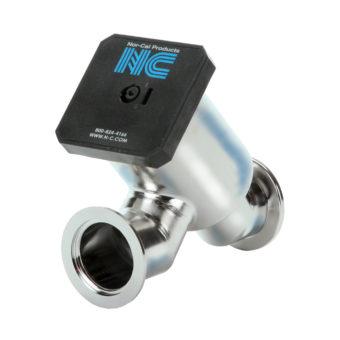 N-Series ventil s přírubami NW/ISO-KF