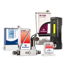 Prietokomery a regulátory prietoku plynov
