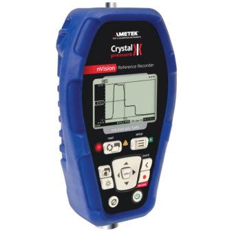 jiskrově bezpečný záznamník tlaku, teploty a elektrických veličin