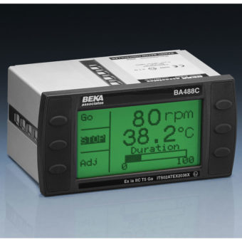 BA488C_serial_text_data_display_is_panel