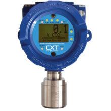 CXT – iskrovo bezpečný detektor plynov