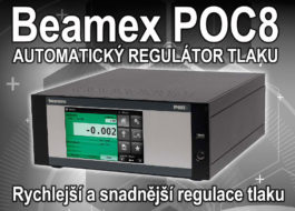 Nový Automatický regulátor tlaku