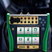 jiskrově bezpečný kalibrátor Beamex MC6-Ex