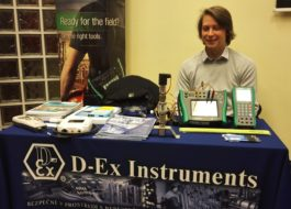 Firma D-Ex Instruments, s.r.o. vystavovala na SUZ
