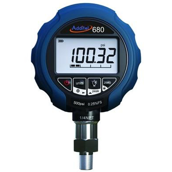 Digitálny tlakomer Additel ADT680