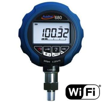 Digitálny tlakomer s Wi-Fi Additel 680W