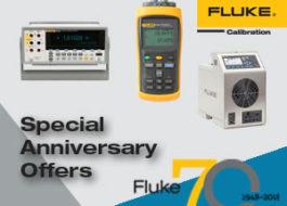 70-te výročie založenia spoločnosti FLUKE