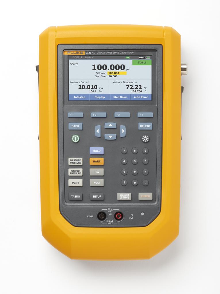 729 Automatický kalibrátor tlaku