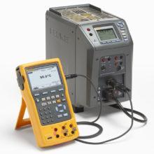 Kalibrátor Fluke 754 s teplotnou pieckou Fluke 9142