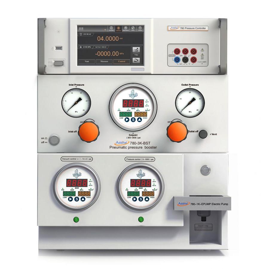 ADT780+booster+pump
