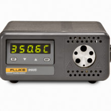 Príručné suché teplotné piecky Fluke 9100S a 9102S