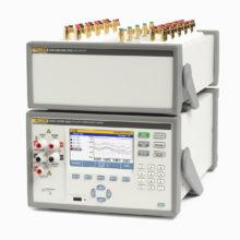 Fluke 1586A Super-DAQ Teplotný skener a multiplexer