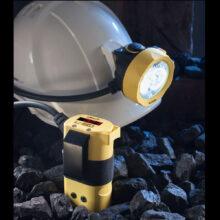 Bezpečnostné prilbové svietidlo L-50+