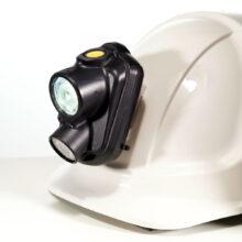 Bezpečnostné nabíjacie prilbové svietidlo Alfa WL