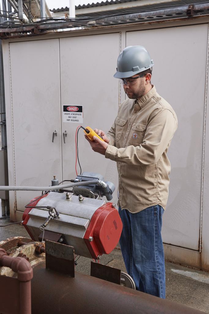 Fluke 710 Kalibrátor HART ventilov a prúdovej sučky