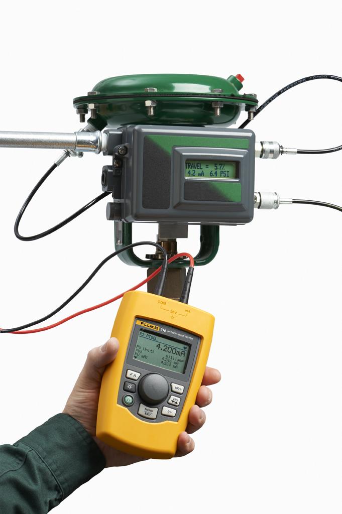 Fluke 710 Kalibrátor HART ventilov