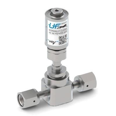 Ultra Fast ventil