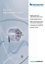 Motor feedback systémy WDGF - Rotační motor feedback systémy WDGF