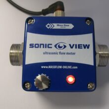 Ultrazvukový prietokomer Sonic-View
