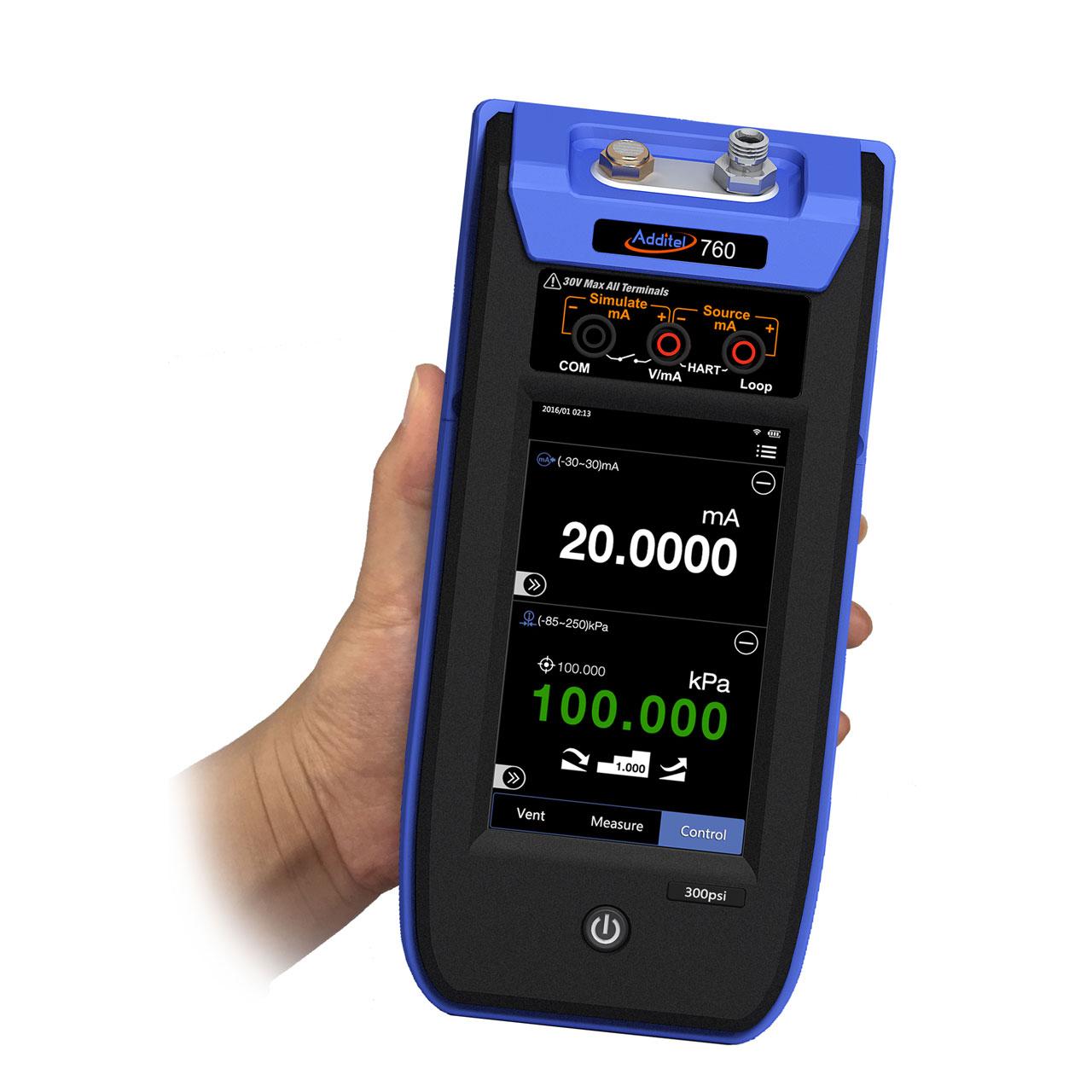 Kalibrátor tlaku ADT760