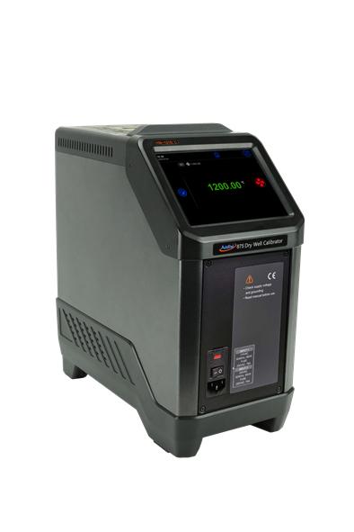 Vysokoteplotná kalibračná piecka Additel 878 bez opcie procesných pripojení