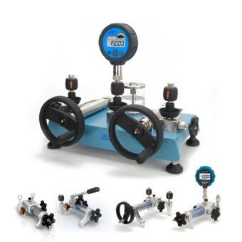 Hydraulické pumpy pre kalibrácie Additel do 1000 bar