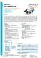 Datasheet pumpy ADT919A - Pneumatické pumpy Additel série ADT900