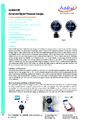 Additel 686 datasheet - Digitálny referenčný tlakomer Additel 686