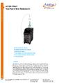 Datasheet trojný bod vody ADT878 - Metrologické suché teplotné piecky Additel série 878