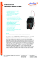 Datasheet Additel 875/878-1210 - Vysokoteplotné suché piecky Additel 875/878-1210