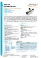 Datasheet pumpy ADT901B - Pneumatické pumpy Additel série ADT900